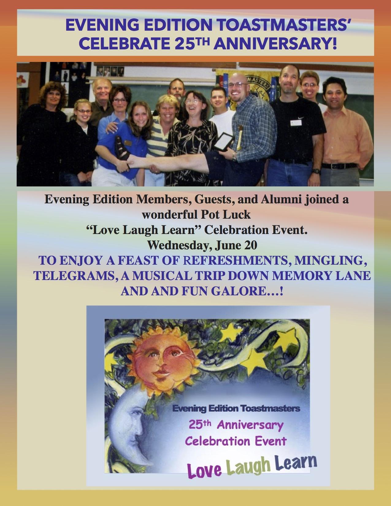 EE 25th Anniversary Celebration alumni copy